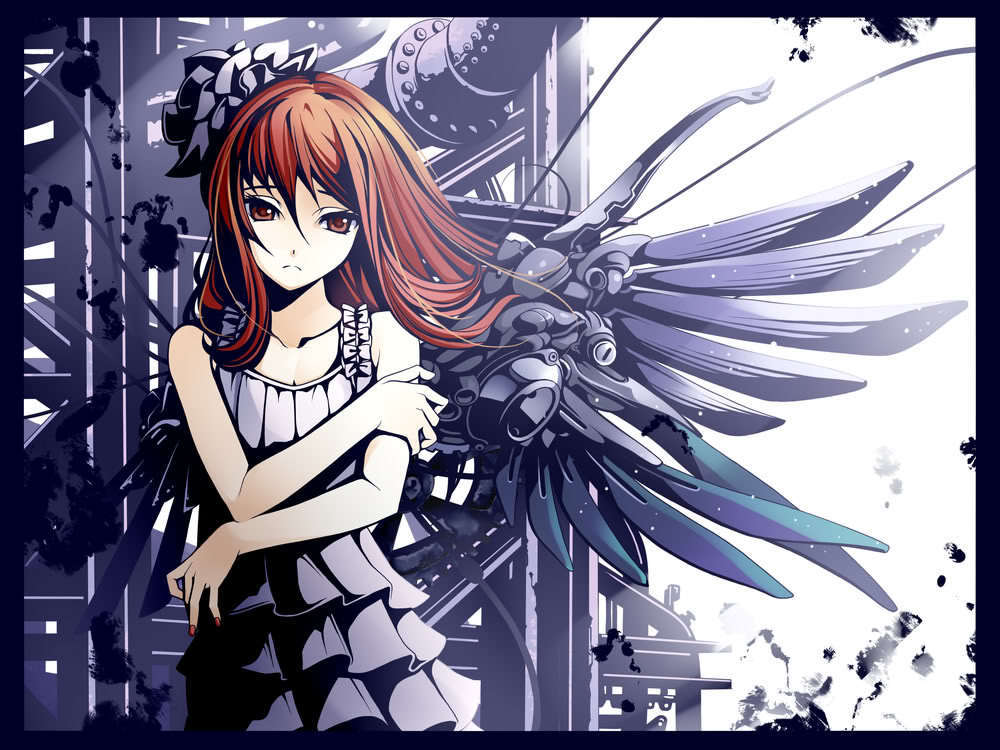 anime angel wallpaper. galleries Anime+angel+pics